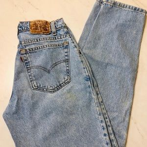 Levi's Jeans - Vintage Levi's 545 High Waisted Mom Jeans